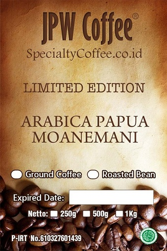 Arabica Papua Moanemani