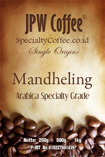 Arabica Mandheling Sipirok