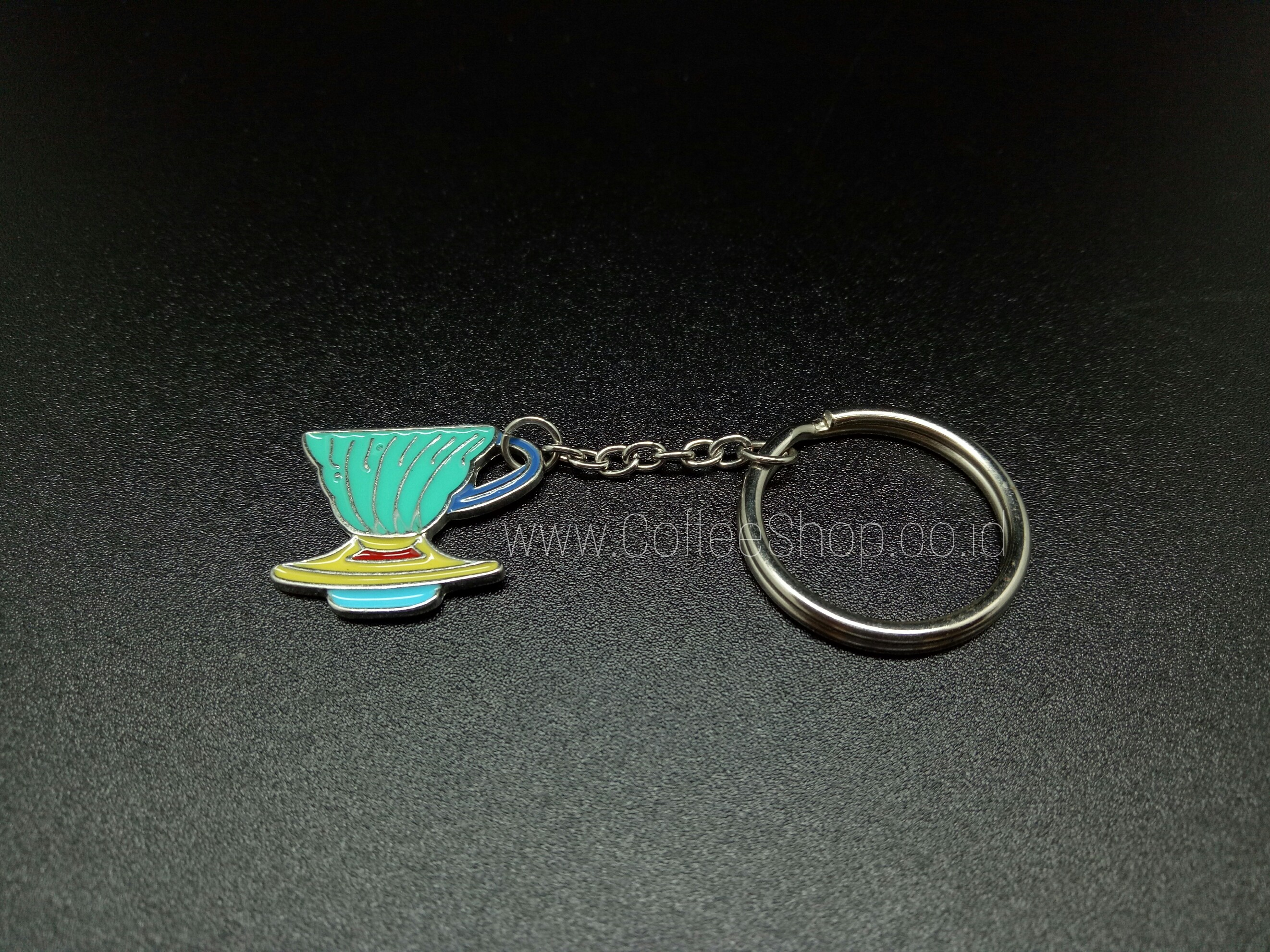 Keychain Alloy V60 Model