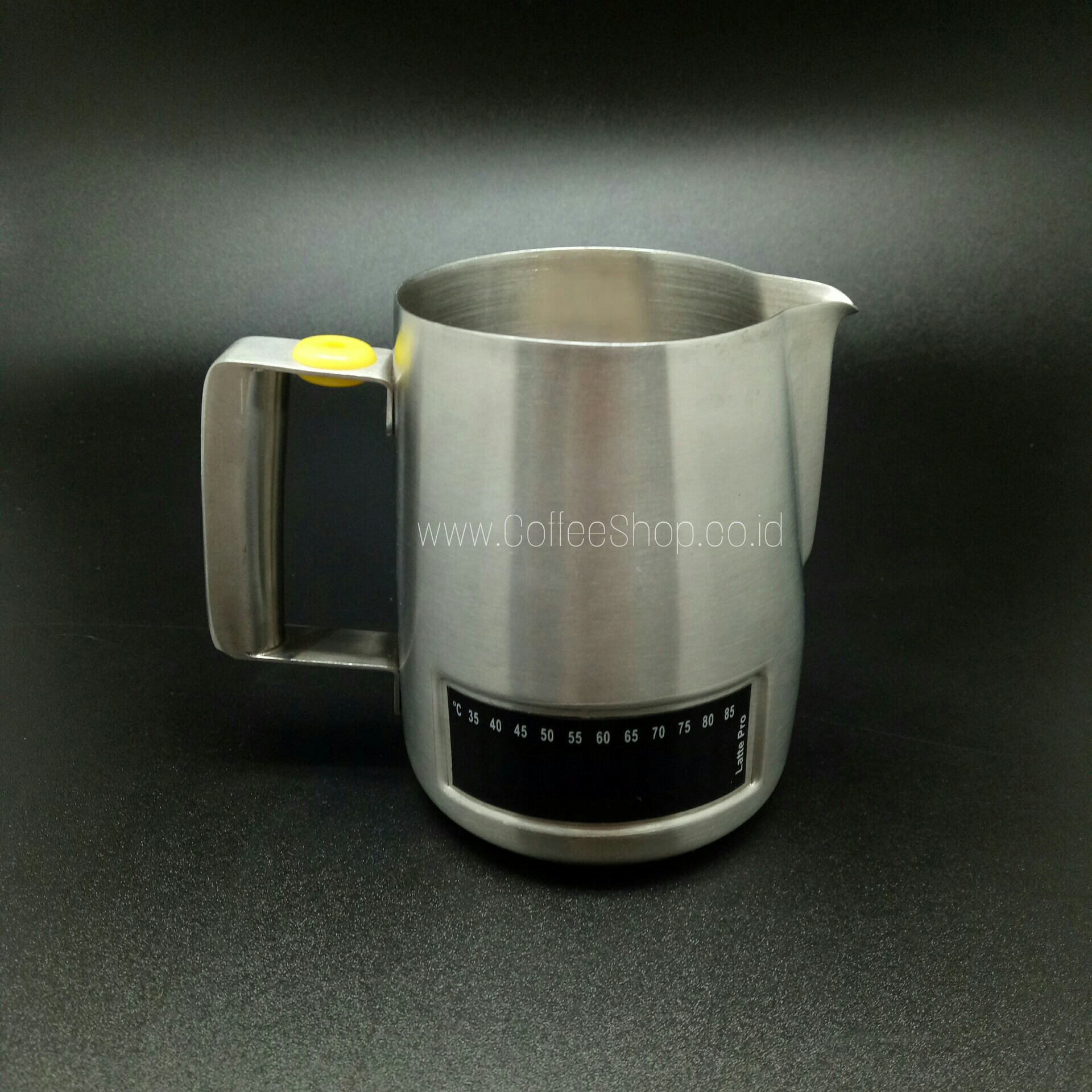Latte Pro Jug 480ml with Thermometer
