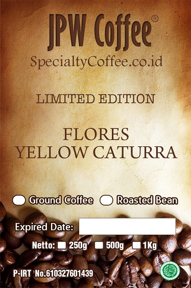Arabica Flores Yellow Caturra