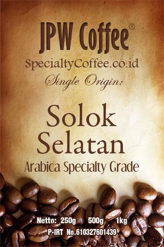 Arabica Solok Selatan