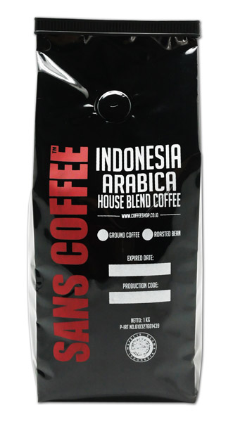 coffee blend arabica