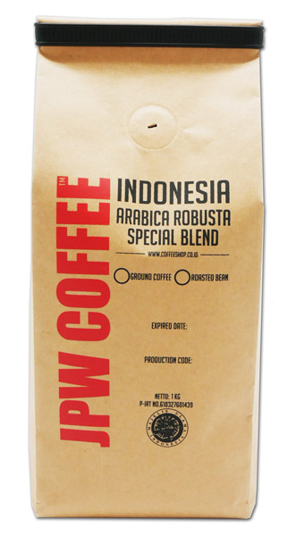 coffee blend arabica robusta