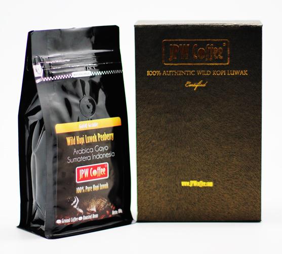 Kopi Luwak Peaberry Gift Box