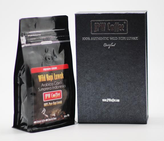 Kopi Luwak Premium Gift Box