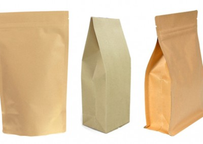 Paper Kraft Pouches